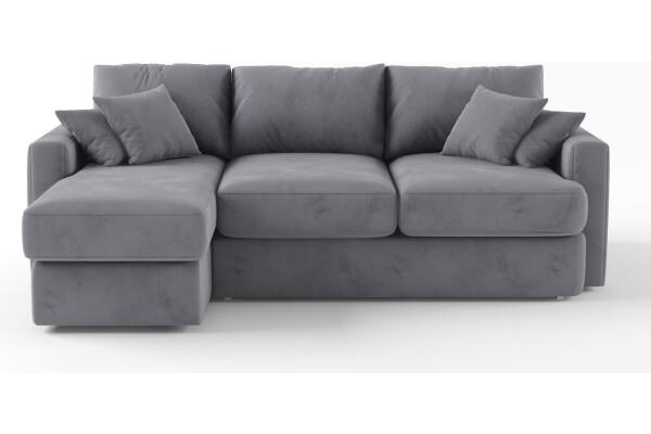 Диван Monaco с оттоманкой (215 см) - Купить мебель в Москве с доставкой