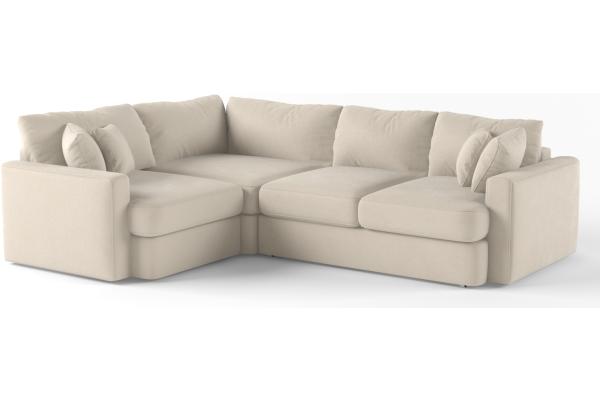 Угловой диван Monaco - Купить мебель в Москве с доставкой