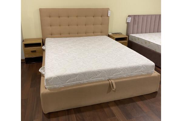 Кровать Sharlotta + матрас SF Premium - Купить мебель в Москве с доставкой