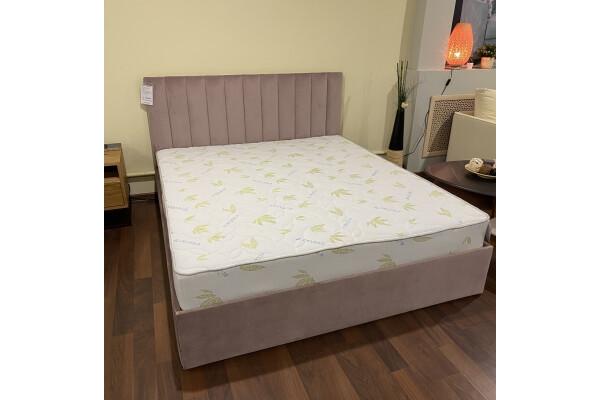 Кровать Patricia + матрас SF Aloe Vera - Купить мебель в Москве с доставкой