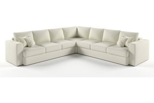 Угловой диван Monaco (300х320 см) - Купить мебель в Москве с доставкой