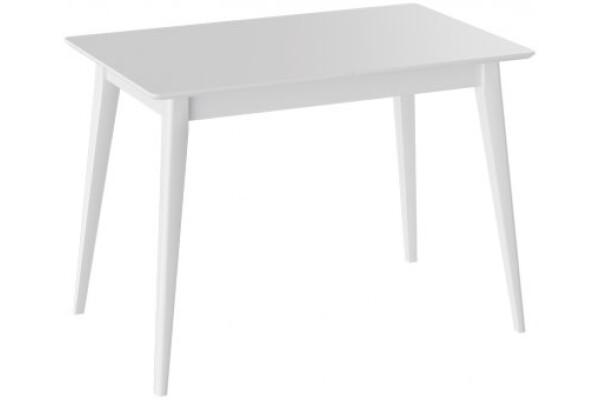 Стол обеденный Landi 110 (прямоугольный / белый) - Купить мебель в Москве с доставкой
