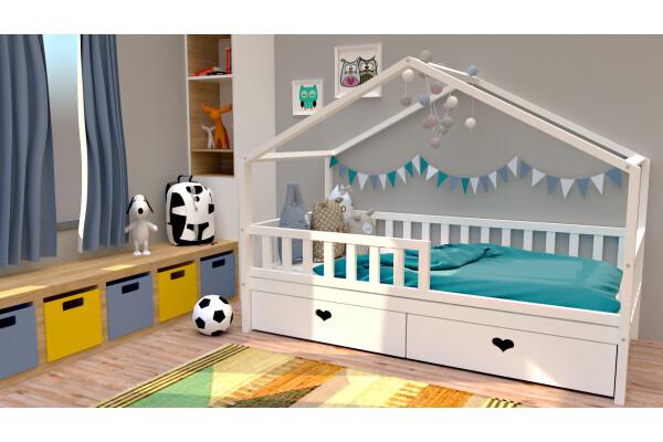 Кровать-домик 1 - Купить мебель в Москве с доставкой