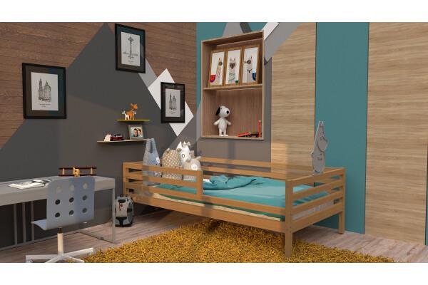 Детская кровать Jerry - Купить мебель в Москве с доставкой