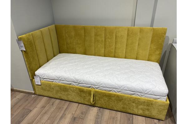 Кровать Patricia + анатомический матрас - Купить мебель в Москве с доставкой