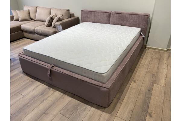 Кровать Holly + анатомический матрас - Купить мебель в Москве с доставкой